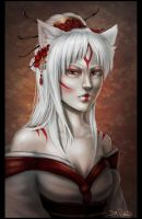 Amaterasu by VillainousVex