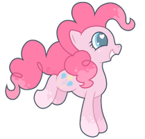Pinkie Pie by catawump