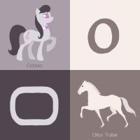 O for Horse by Citron--Vert