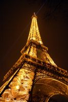 Tour Eiffel I by OpenRomain
