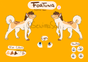 ~ RQ for RiverWolf5~ .: Fortuna:. by SenimaSan