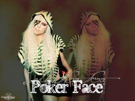 Poker Face - Wallpaper by NemesisDivina666