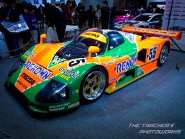 Mazda 787b by thetrackers