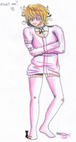 Pink is a great color. by RavenThalia