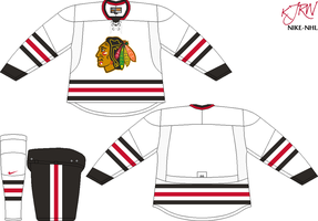 Chicago Blackhawks Home V2 by thepegasus1935