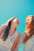 Laugh by Jessicahphotography