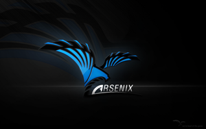Arsenix Wallpaper by kErngesund
