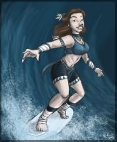 That Other Waterbender by Draw4life
