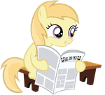 Reading news like a boss by sofunnyguy