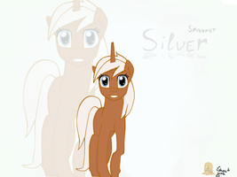 Silver Spanner by GhostwithCookies