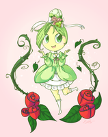 Armonia: Magical Girl Clover by Nicening
