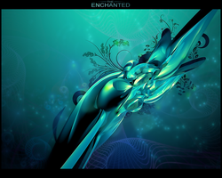 The Enchanted - Wallpaper by pulse36