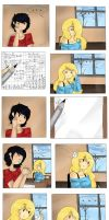 School Time page 9 by Drawing-Heart