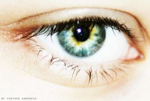 Look In My Eye by VarvaraK