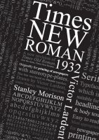 Times New Roman poster by AppleTan