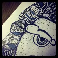 Doodle by chirito