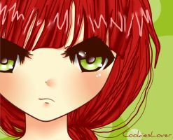 Red Haired :3 by CookiiesLover