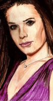Holly Marie Combs by Shigdioxin