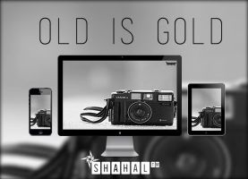 Old is Gold by CompBomb
