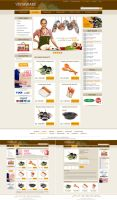 KitchenWare Magento version by hazelblade
