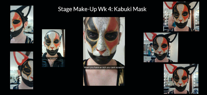 Stage Make-Up Wk 4 by Lady-Ceridwen