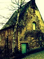 Old cottage by ZoeeB