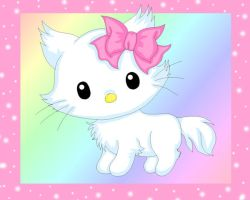 Charmmy Kitty by Sailor-Serenity