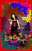 Snow White and the 7 Mad Dwarfs by Kyo3