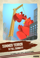 Summer Terror by kidchuckle