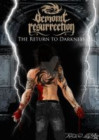 The Return to Darkness by RoCKoLoGY666