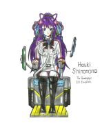 Houki Shinonono Quadriplegic by vulcanknight