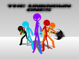The Unknown ones . by Ultimatechaosblast
