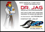 Dr Jag Ad by BennytheBeast