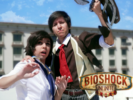 BioShock Infinite by doodle-disaster