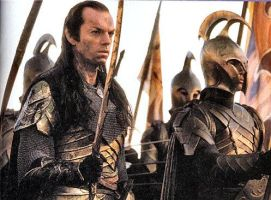 Lord Elrond by AndyBsGlove