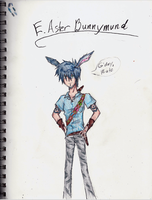 Rise of the Guardians Bunnymund (Human!) by Legend-of-Yaoi