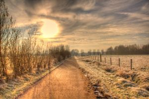 Winter in Autumn HDR 2 by chasnam