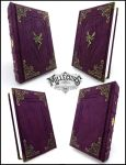 Book of fairies - Purple edition by MilleCuirs