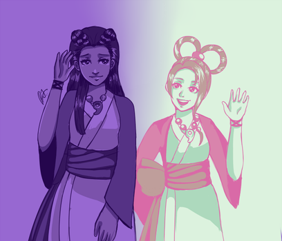 The Other Fey Sisters by Eruva