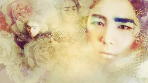 KangIn  Wallpaper -Super Junior -Sexy Free Single by demeters
