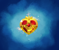 Cosmic Heart Compact by Jisel