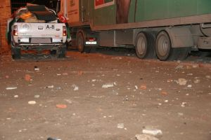 Aid convoy attacked Egypt 14 by ademmm