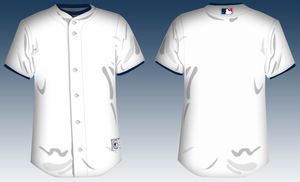 Baseball Jersey Template by JayJaxon