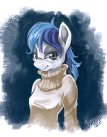 Turtleneck by GrayPaint