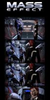 Mass Effect Flashback - P1 by Pomponorium