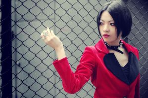 Nana Osaki - The Heart by blue-ly