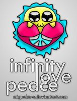 Infinity, Love and Peace by miguelm-c