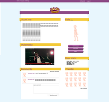 Royal Creed PROFILE Template by kylie-ladyluck