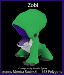 Zobi by MRCopyCat