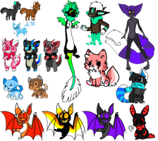 Unsold/New Adopts [14/17 Open] by Mulch-Adopts